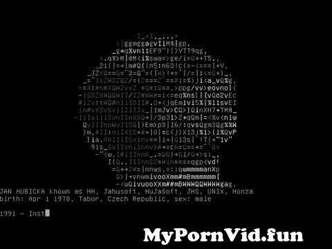 Art sex ascii Cool text