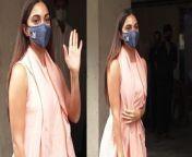 Kiara Advani looks beautiful in Desi look; Watch Video to know more. <br/><br/>#KiaraAdvani #KiaraAdvaniFilm #KiaraAdvaniSpotted