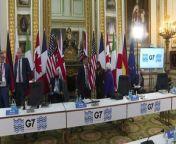 Nach jahrelangen Verhandlungen haben sich die Finanzminister der G7-Staaten auf eine globale Steuerreform geeinigt. Neben einer Mindeststeuer von 15 Prozent auf Unternehmensgewinne soll auch dafür gesorgt werden, dass Großkonzerne künftig dort Steuern zahlen, wo sie ihre Umsätze machen.