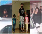 #KanganaRanaut , #SunnyLeone & #SonakshiSinha snapped outside the gym<br/>