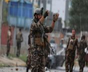 Afghan-Taliban crisis is further intensifying as rockets landed close to Afghan Presidential Palace in Kabul during the prayer of Eid-Al-Adah. At least three rockets were fired at the presidential palace. Watch video to know more.