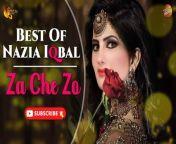 Nazia Iqbal Pashto New Song | Za Che Zo | Spice Media<br/><br/>Song : Za Che Zo<br/>Singer : Nazia Iqbal