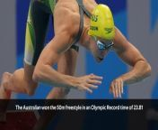 Emma McKeon became Australia's greatest Olympic swimmer of all-time after winning more gold at Tokyo 2020