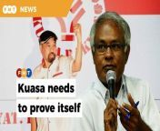 PSM chairman says Parti Kuasa Rakyat should speak up for people of all races and help solve their problems.<br/><br/><br/>Read More: https://www.freemalaysiatoday.com/category/nation/2021/10/20/give-kuasa-a-chance-to-prove-itself-says-psm/<br/><br/>Free Malaysia Today is an independent, bi-lingual news portal with a focus on Malaysian current affairs.<br/><br/>Subscribe to our channel - http://bit.ly/2Qo08ry<br/>------------------------------------------------------------------------------------------------------------------------------------------------------<br/>Check us out at https://www.freemalaysiatoday.com<br/>Follow FMT on Facebook: http://bit.ly/2Rn6xEV<br/>Follow FMT on Dailymotion: https://bit.ly/2WGITHM<br/>Follow FMT on Twitter: http://bit.ly/2OCwH8a <br/>Follow FMT on Instagram: https://bit.ly/2OKJbc6<br/>Follow FMT Lifestyle on Instagram: https://bit.ly/39dBDbe<br/>Follow FMT Ohsem on Instagram: https://bit.ly/32KIasG<br/>Follow FMT Telegram - https://bit.ly/2VUfOrv<br/>------------------------------------------------------------------------------------------------------------------------------------------------------<br/>Download FMT News App:<br/>Google Play – http://bit.ly/2YSuV46<br/>App Store – https://apple.co/2HNH7gZ<br/>Huawei AppGallery - https://bit.ly/2D2OpNP<br/><br/>#FMTNews #PSM #Kuasa